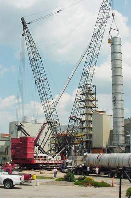 Cranes And Heavy Lift Equipment