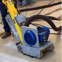 Concrete Shaver Unit