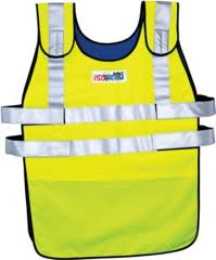 Isotherm cool vest