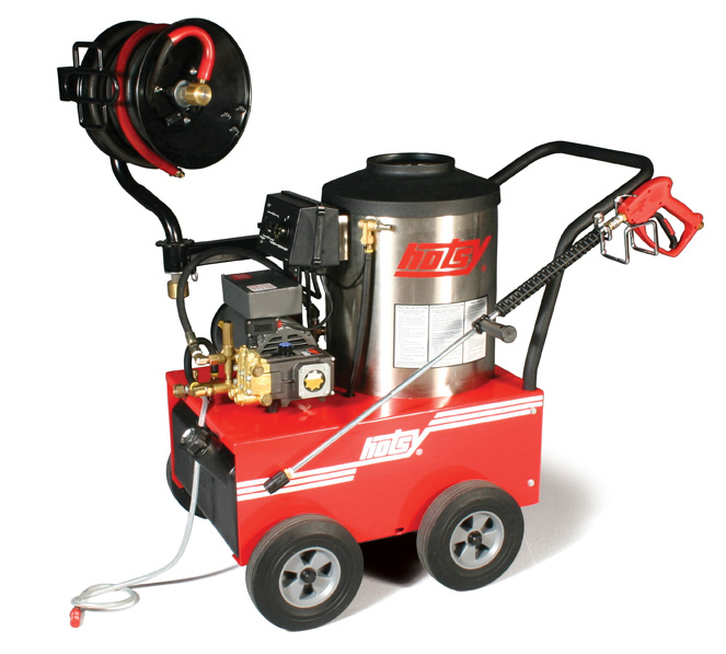 Hotsy Electric Hot Water Pressure Washers