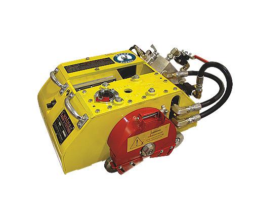 Trav-L-Cutter Model HE Hyd Kit