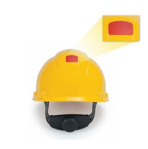 Hard hat With Uvicator
