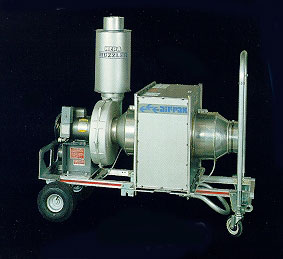 HEPA ventillation system
