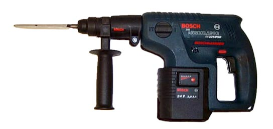 Bosch 11225VSRH Rotary Hammer Drill