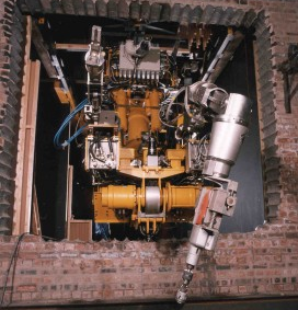 Caesium Extraction Plant Decommissioning Module image