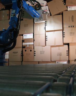 Industrial Perception Robots