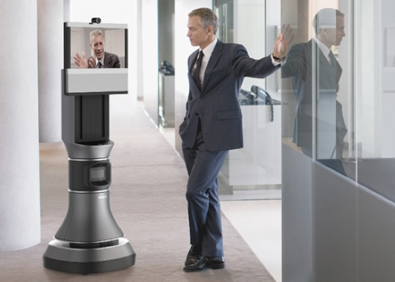 Conferencing Robot - Screenshot