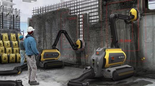 ERO Demolition Robot image