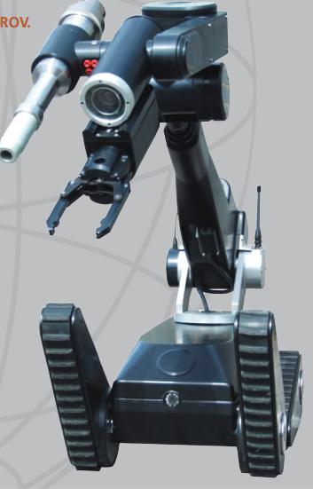 Explosive Ordinance Disposal Robots image