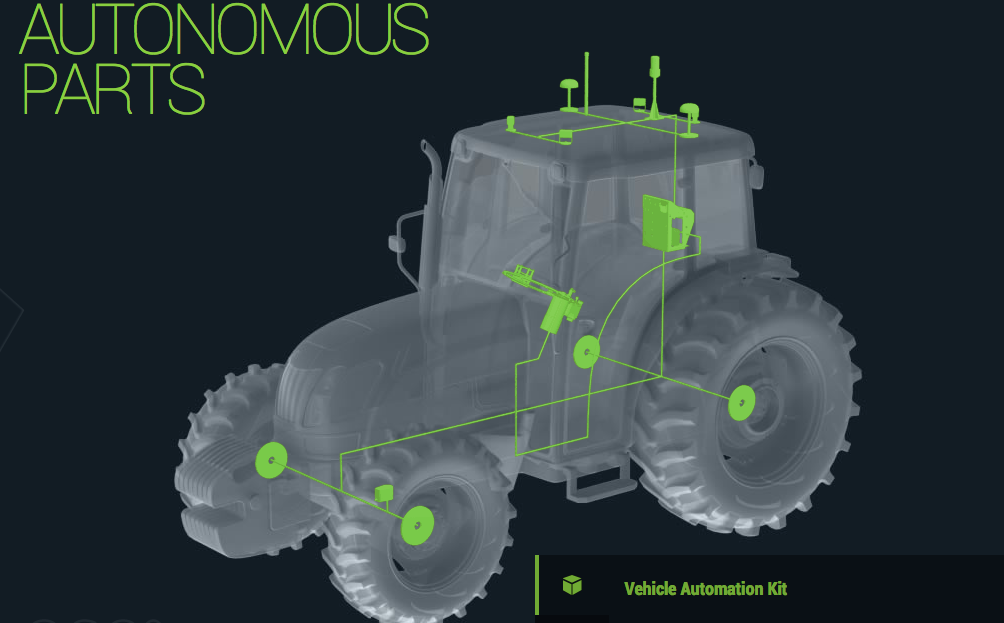 Autonomous Solutions Unmannned Heavy Equipment image