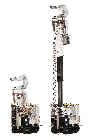 High Access Survey Robot image