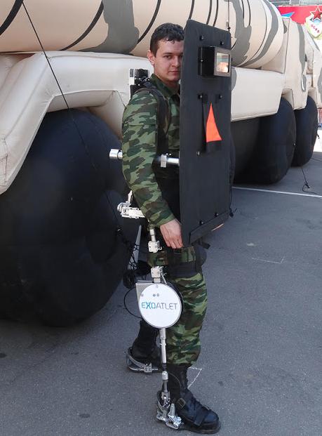 Exoatlet P-1 Exoskeleton Frame image
