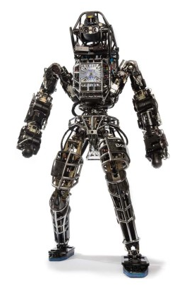 Atlas - The Agile Anthropomorphic Robot image