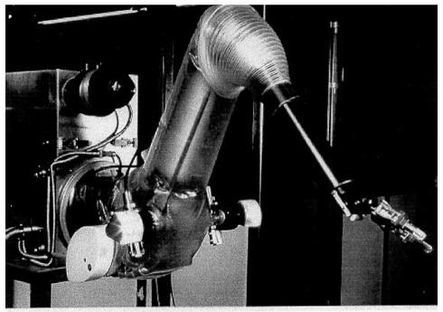 AT1 Pilot Facility ATENA remote dismantling machine image