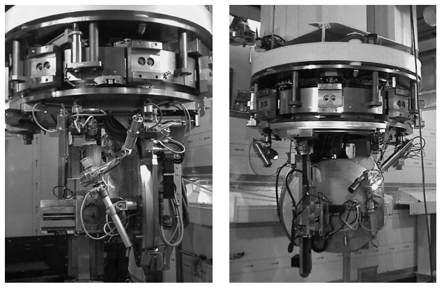 Compact Sodium-cooled Nuclear Reactor Facility (KNK2) Remote Dismantling System image