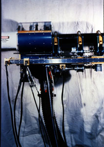 Asbestos Pipe-Insulation Removal System