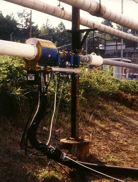 BOA II Asbestos Pipe Insulation