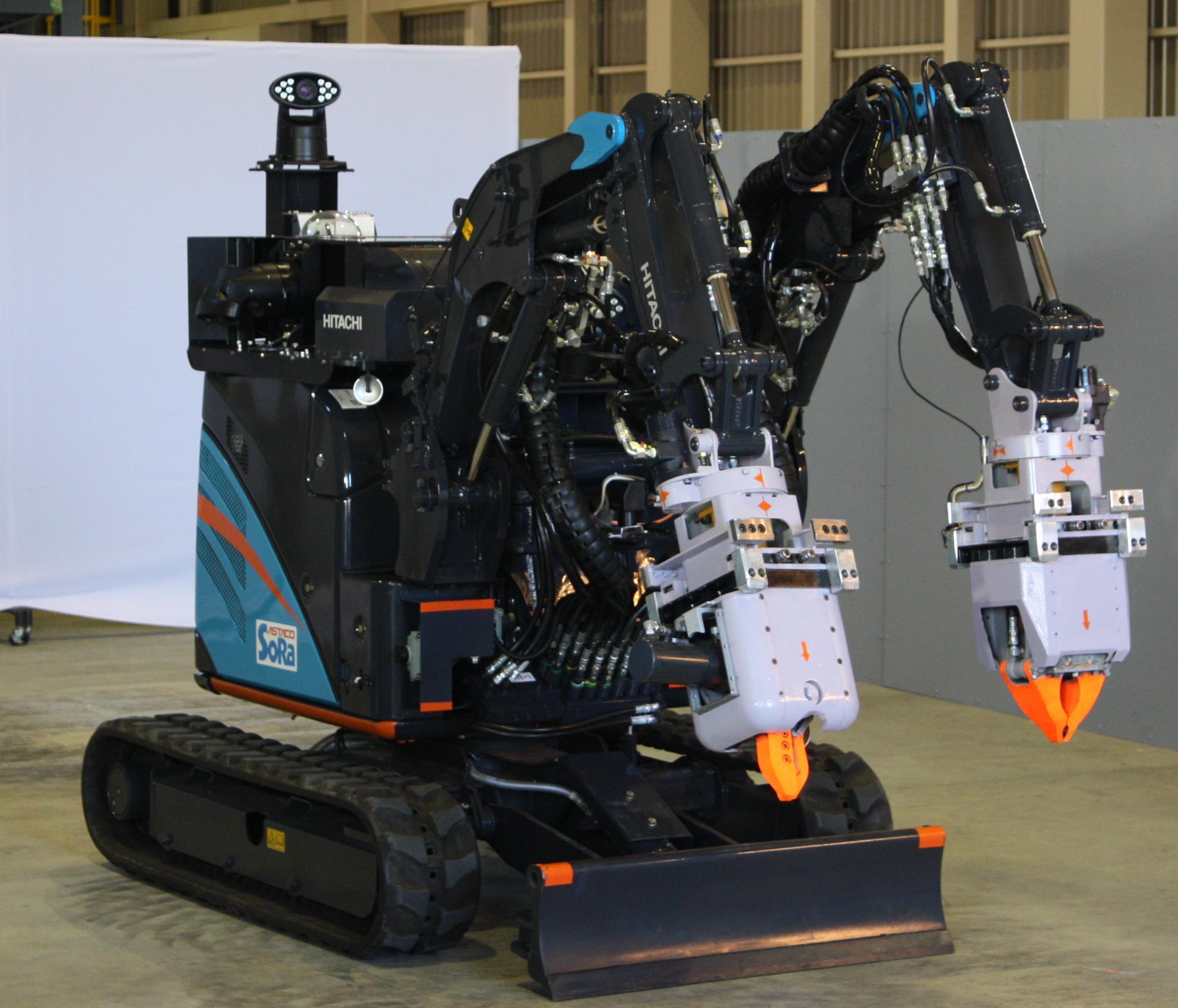 ASTACO-SoRa robot