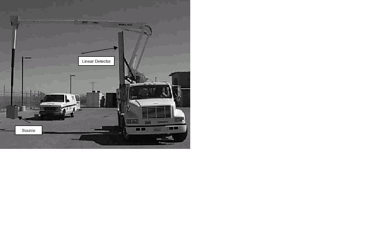 Mobile VACIS™ Unit