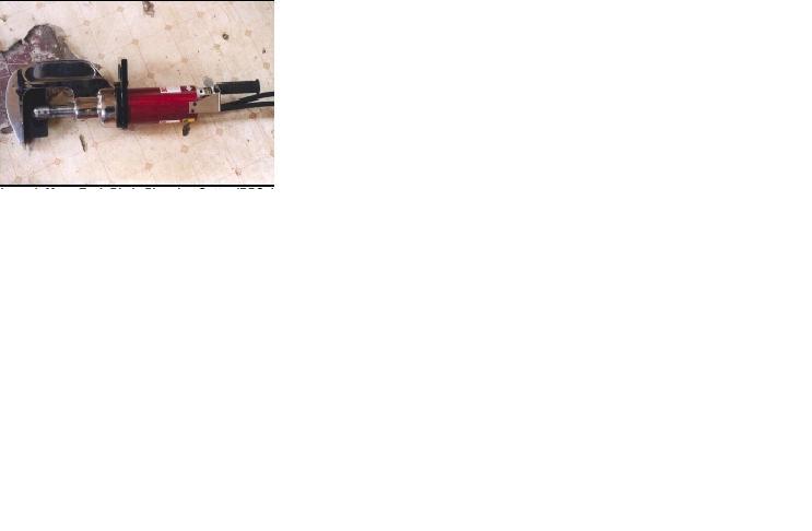 Mega-Tech Blade Plunging Cutter (BPC-4).