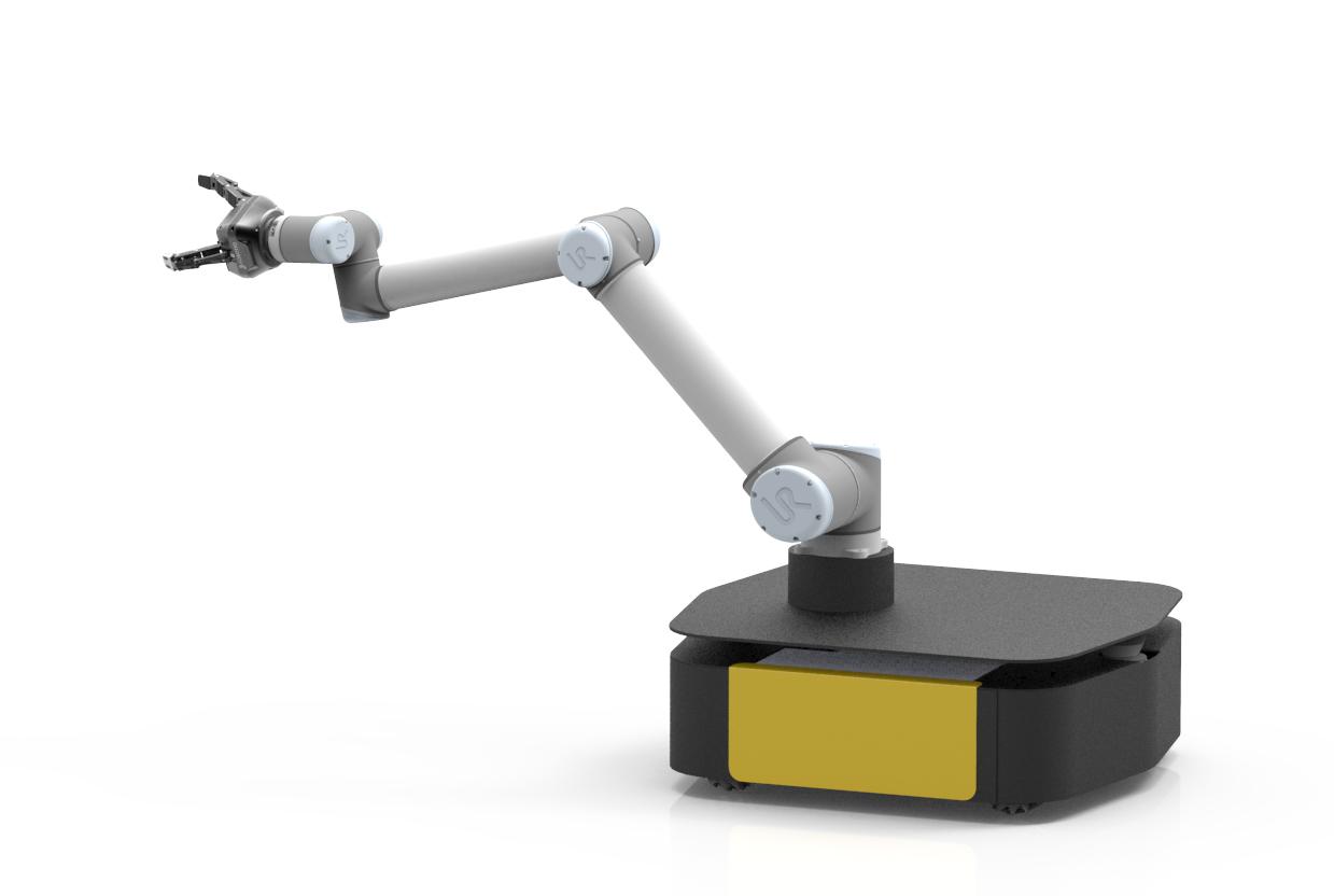 Ridgeback Robot Arm Extension