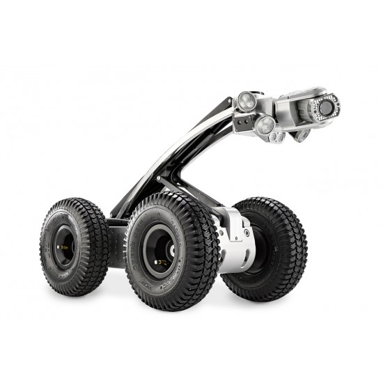 RX 400 Pipe Crawler