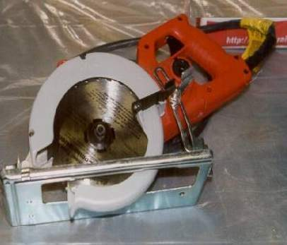 MILWAUKEE circular saw (6377)