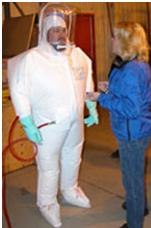 Anti-Contamination Encapsulating Suit 2