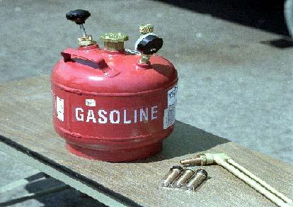Oxygasoline Torch