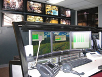 Automated Monitoring System is a  fully-integrated software, audio, video and communications system